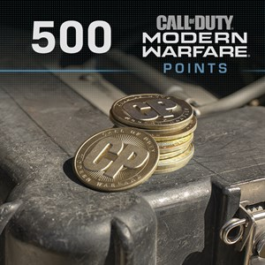 500 Call of Duty®: Modern Warfare® Points Xbox One