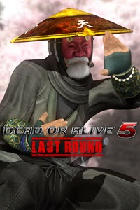 DOA5LR: Clã Ninja 1 - Gen Fu