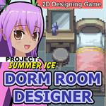 Dorm Room Designer - Project: Summer Ice (Windows 10 Version) Logo