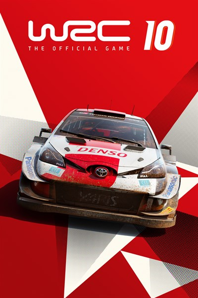 WRC 10 - Standard Edition Pre-Order Xbox Series X|S