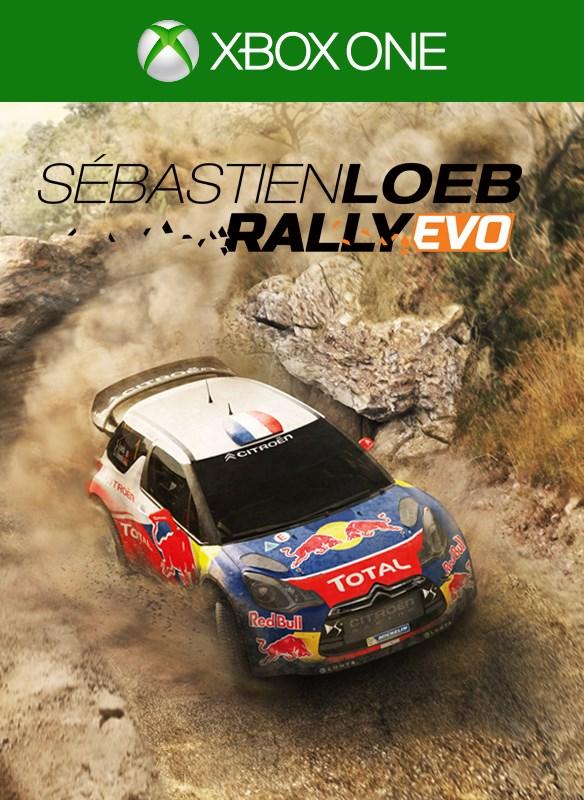 Скриншот №1 к Sébastien Loeb Rally EVO - Rallycross Pack