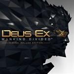Deus Ex: Mankind Divided - Digital Deluxe Edition Logo