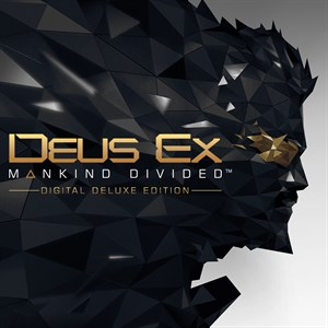 Deus Ex: Mankind Divided - Digital Deluxe Edition Xbox One