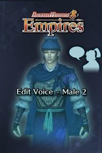 Edit Voice - Male 2