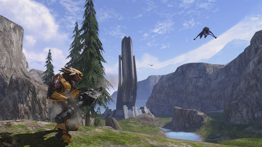Halo: The Master Chief Collection Digital Bundle Screenshot