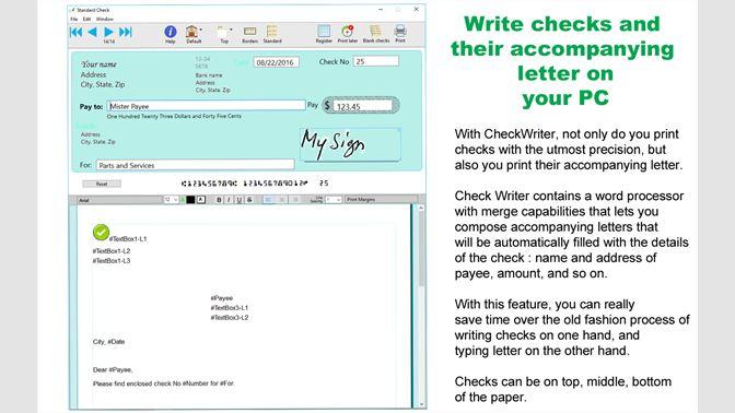 Buy Check Writer III+ - Microsoft Store