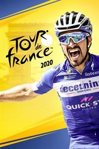 Carátula para el juego Tour de France 2020 de Xbox 360