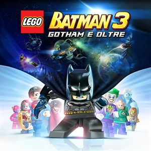 LEGO® BATMAN™ 3: GOTHAM E OLTRE Xbox One