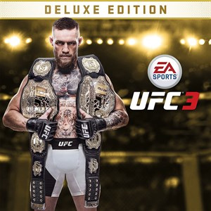 EA SPORTS™ UFC® 3 Édition Deluxe Xbox One