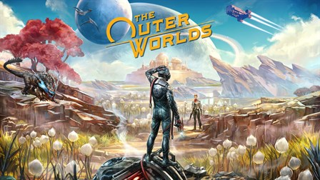 「the outer worlds」の画像検索結果