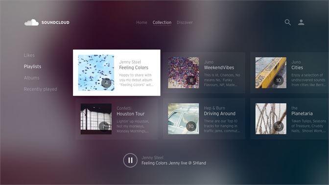 Get SoundCloud for Windows (Beta) - Microsoft Store