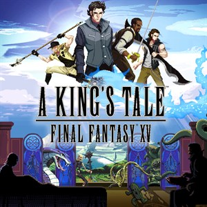 A KING'S TALE: FINAL FANTASY XV Xbox One