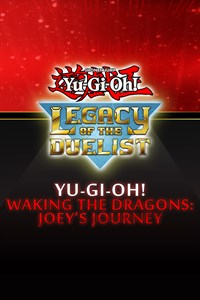 Carátula del juego Yu-Gi-Oh! Waking the Dragons: Joey's Journey