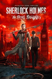 Carátula del juego Sherlock Holmes: The Devil's Daughter