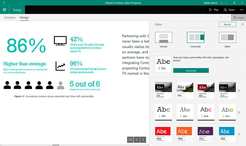 Sway Screenshot