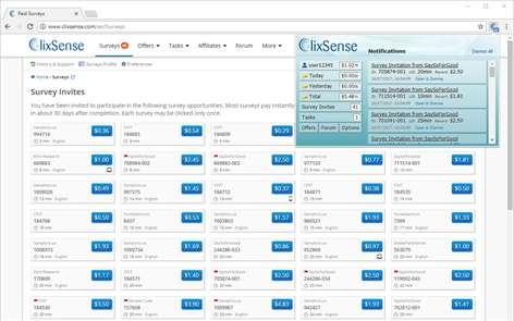 ClixAddon Screenshots 1