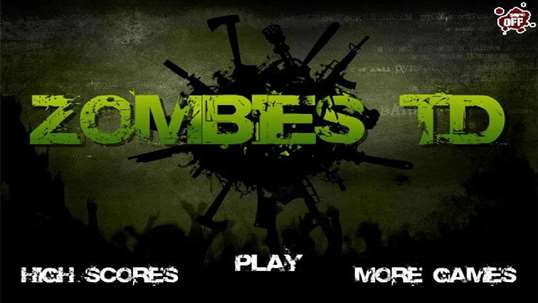 Shoot Zombies TD screenshot 3