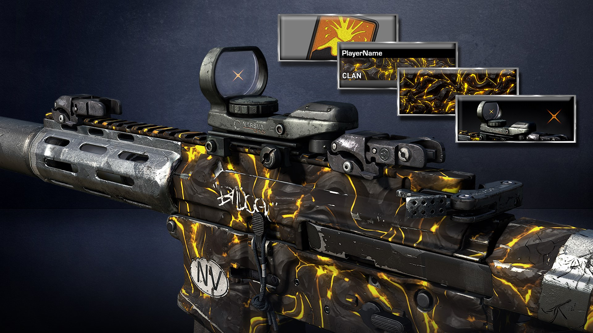 Call of Duty®: Ghosts - Pacote Lava