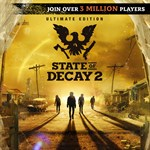 State Of Decay 2: Ultimate Edition Logo