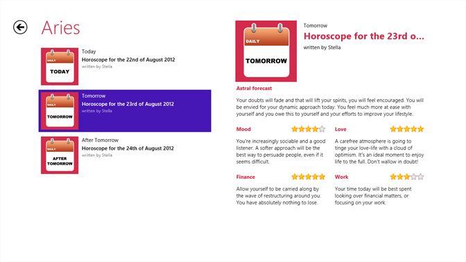 Get Free Horoscope - Microsoft Store en-KH