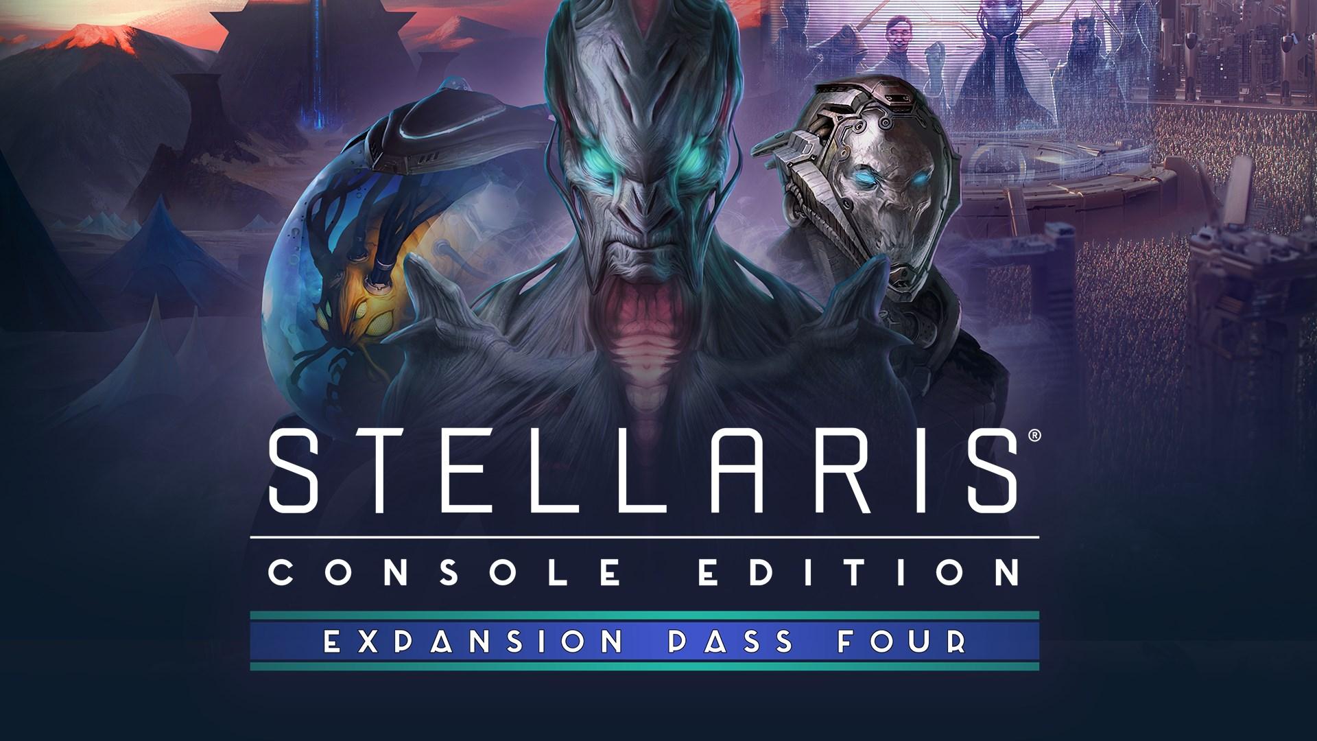 Скриншот №5 к Stellaris Console Edition - Expansion Pass Four