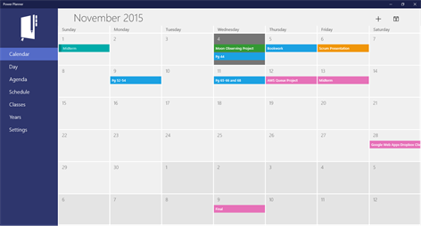 Buy Power Planner Microsoft Store – Microsoft Daily Planner