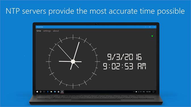 Get AtomicClock - Microsoft Store