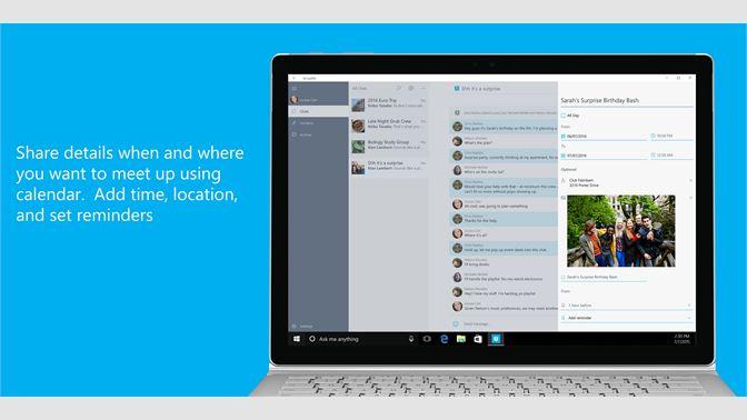 Get GroupMe - Microsoft Store en-CA