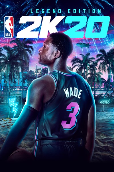 NBA 2K20 Legend Edition Pre-Order