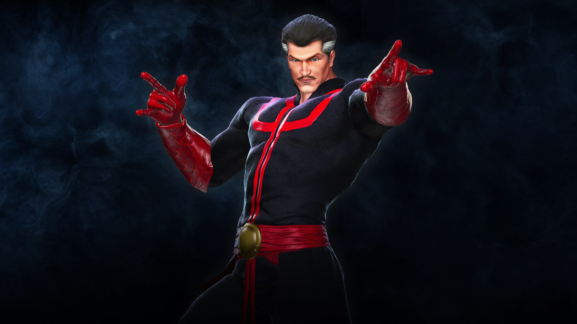 Marvel vs. Capcom: Infinite- Doctor Strange Illuminati Costume