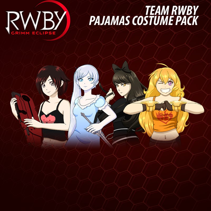 RWBY  Grimm Eclipse - Team RWBY Pajamas Costume Pack Xbox One — buy online  and track price - XB Deals Norway b6cb55aed