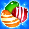 Jelly Garden Crush - Match 3 Games