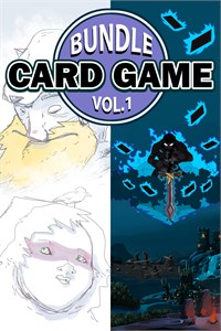 Carátula del juego Digerati Card Game Bundle Vol.1