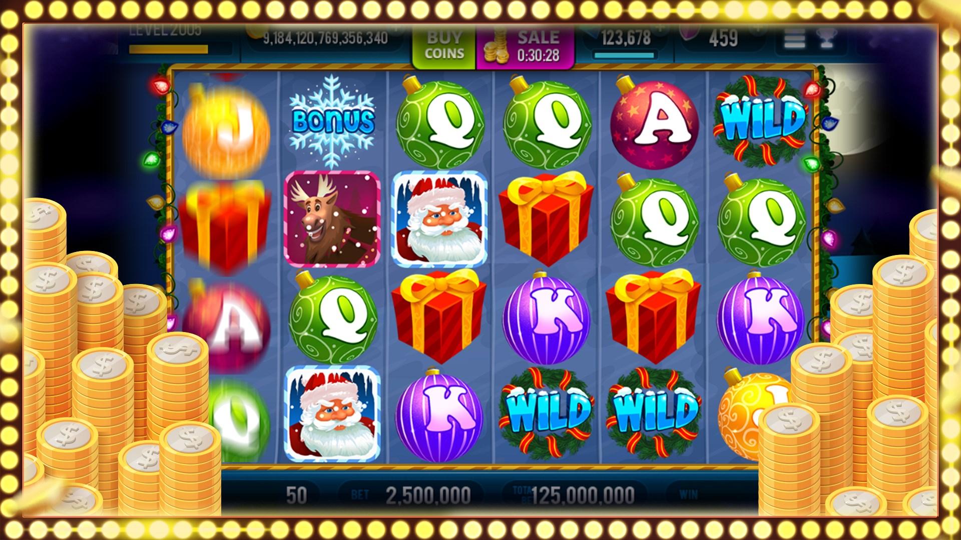 casino slots free coins