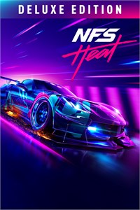 Carátula del juego Need for Speed Heat Deluxe Edition