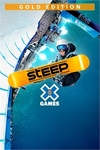 Carátula del juego Steep X Games Gold Edition