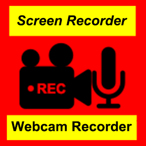 Screen Recorder & Webcam Recorder