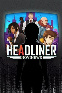 Carátula para el juego Headliner: NoviNews de Xbox 360