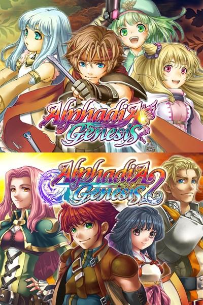Alphadia Genesis 1 & 2