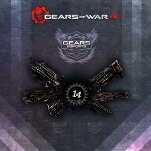 Black Steel Weapon Set Xbox One