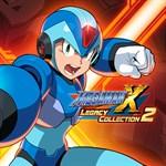 Mega Man X Legacy Collection 2 Logo