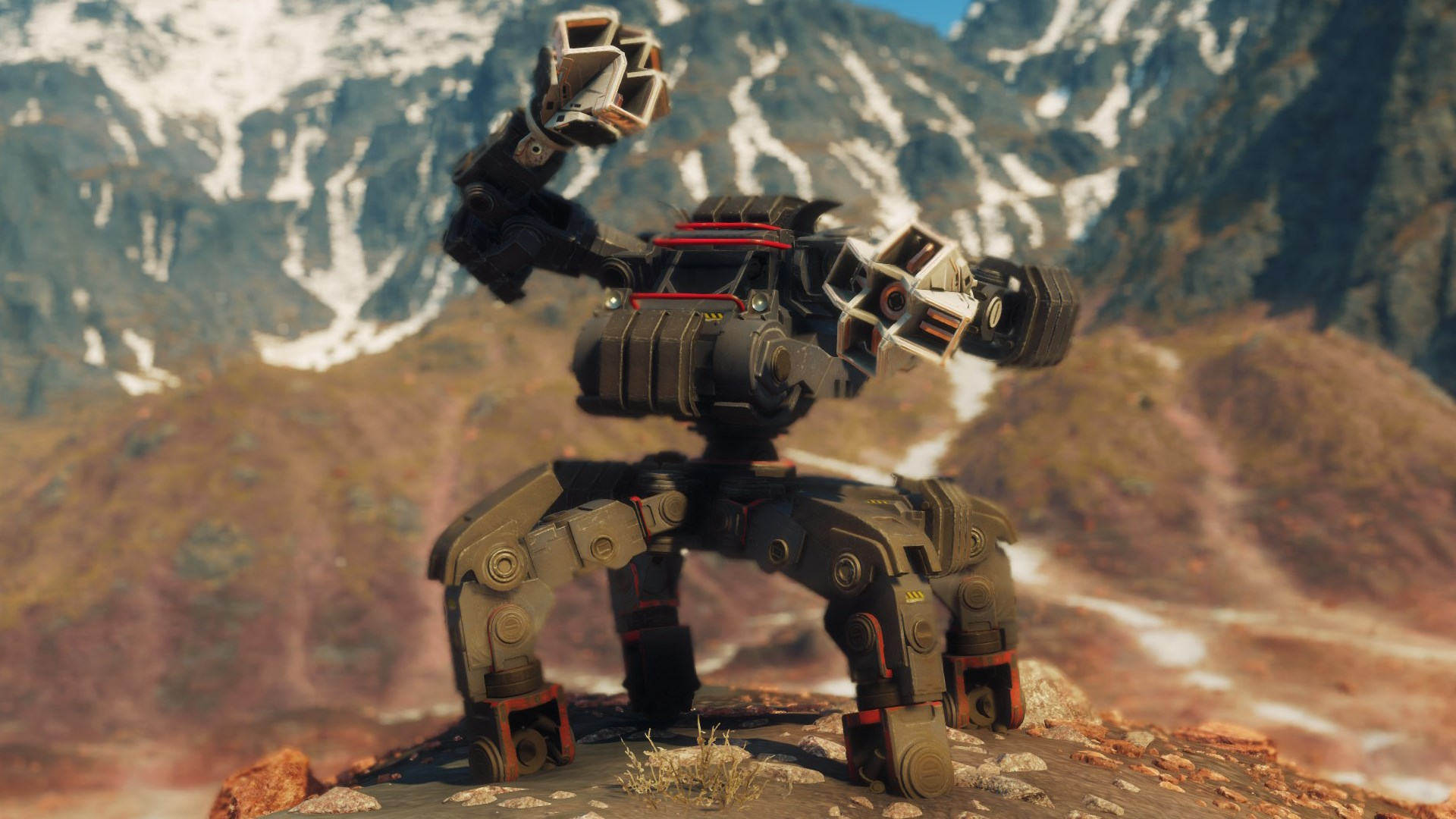 Just Cause 4 - Brawler Mech