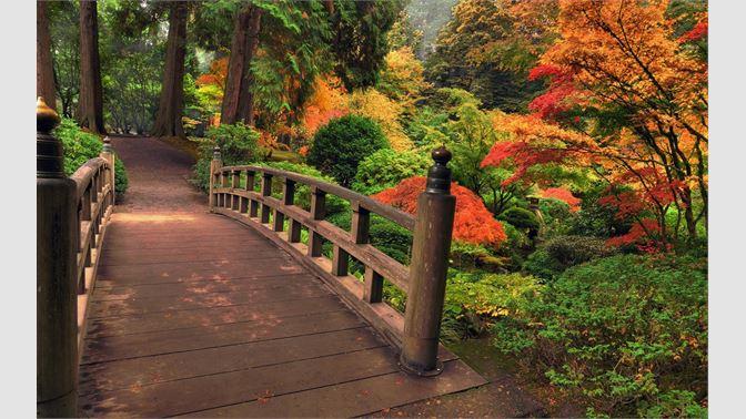 bridges in autumn を入手 microsoft store ja jp