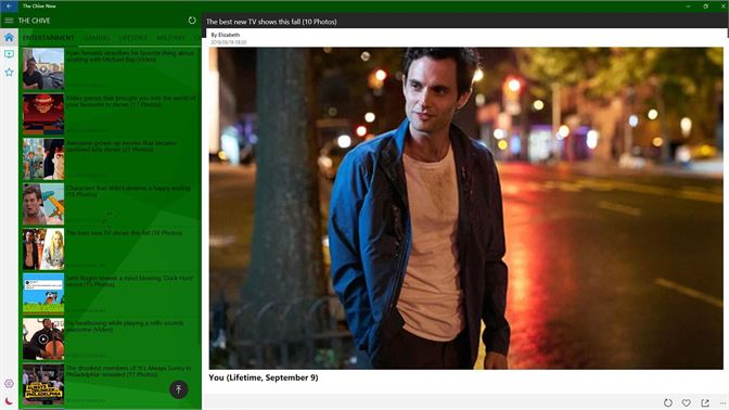 chive dating login