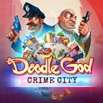Doodle God: Crime City Logo