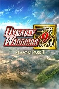 Carátula para el juego DYNASTY WARRIORS 9: Season Pass 3 de Xbox 360