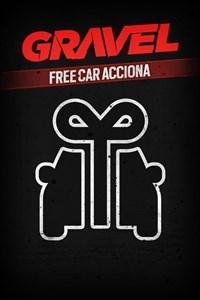 Carátula del juego Gravel Free car Acciona