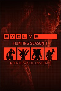 Evolve Hunting Season 1
