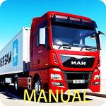 Euro Truck Simulator MANUAL Logo
