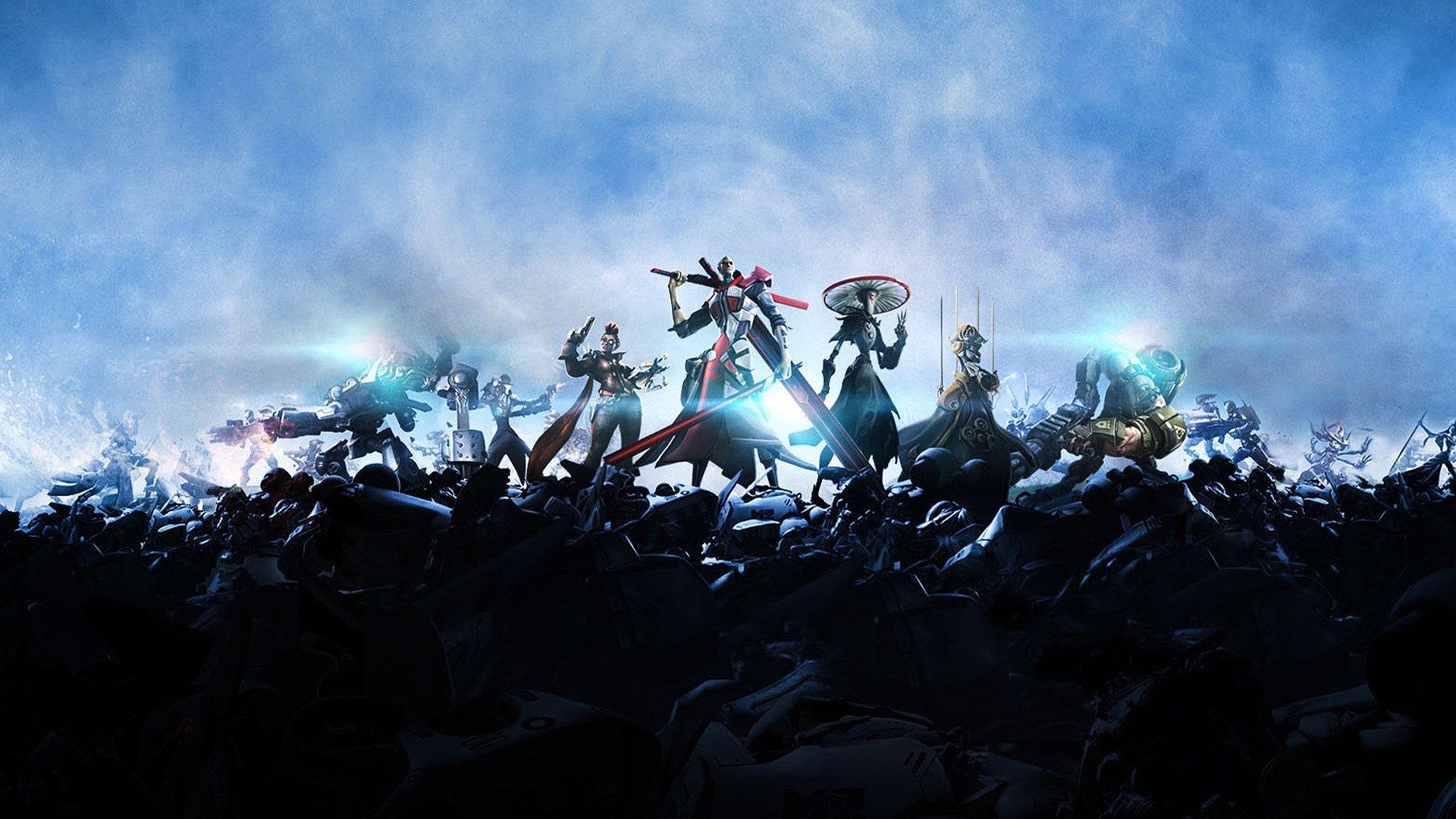 Passe de Temporada de Battleborn